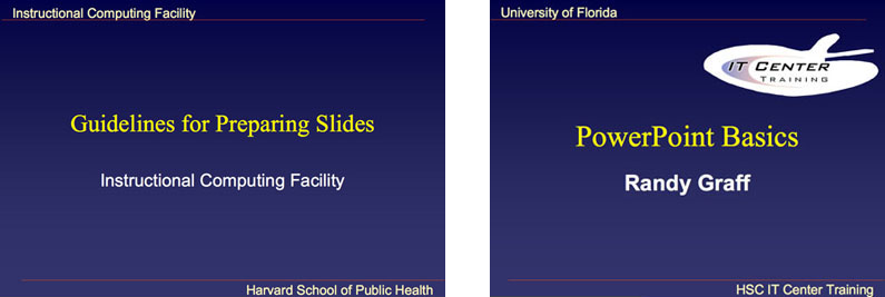 Edward Tufte forum: Plagiarism detection in PowerPoint presentations