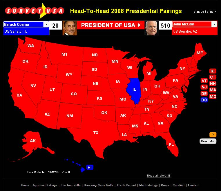Edward Tufte forum: Election data displays