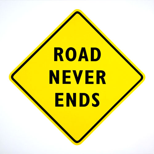 road never