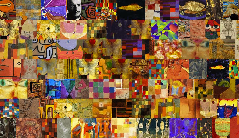 Klee palette