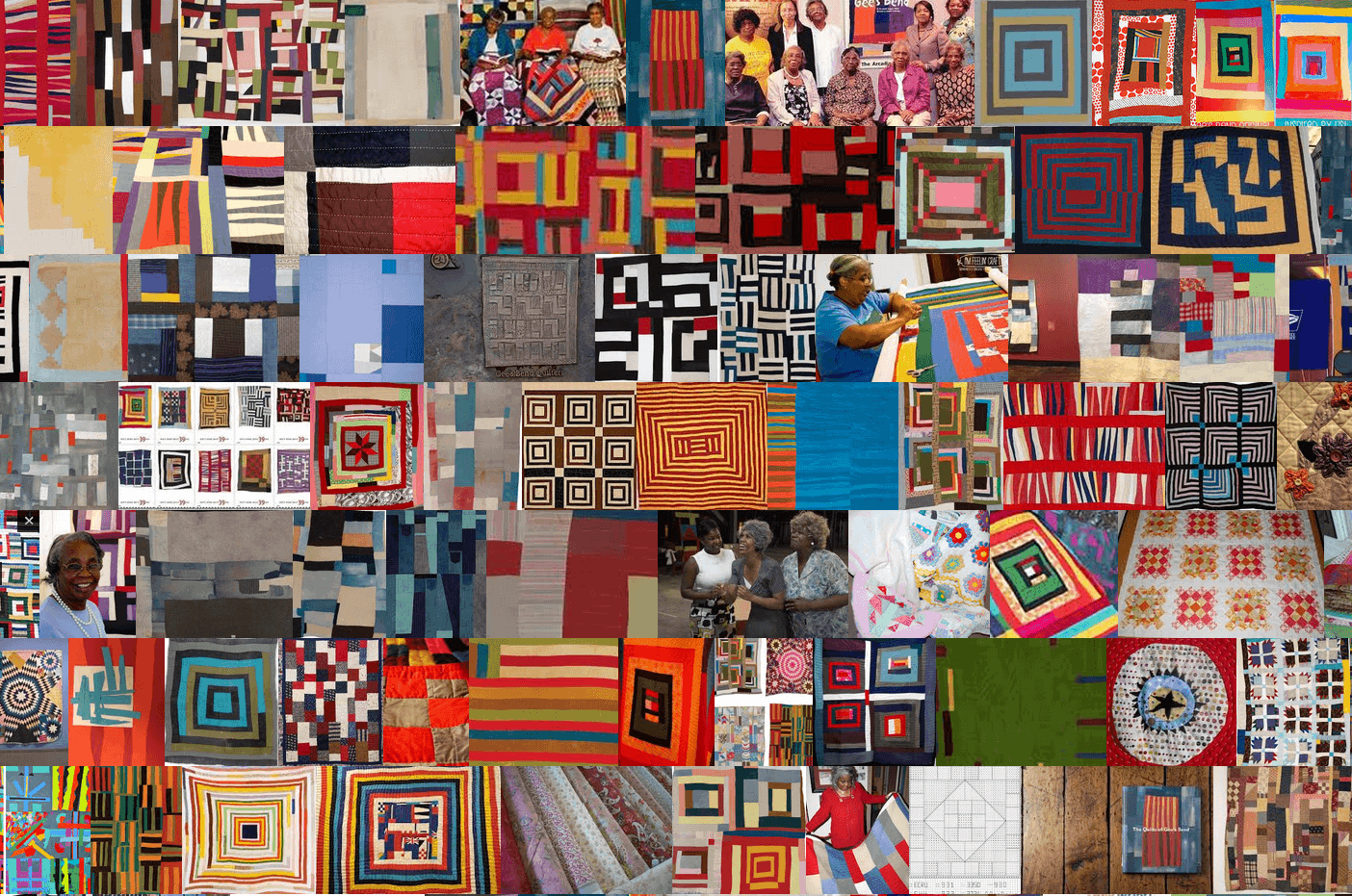 Quilts of Gee's Bend