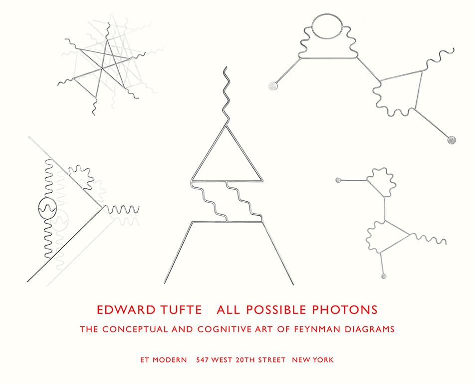 edward tufte forum feynman diagrams edward tufte sculptures and rh edwardtufte com Feynman Diagrams for Beginners Feynman Diagrams Wallpaper