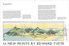 16 New Prints by Edward Tufte